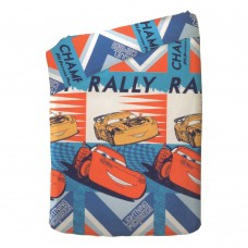 Cuvertura TAC Cars Rally Disney,150x200cm,albastru