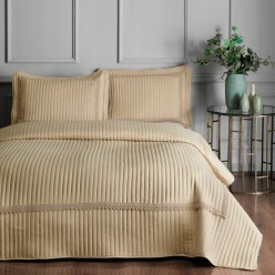 Cuvertura pat 2 persoane tas Aria Linens by TAC (DELUXE)